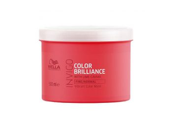 Wella Professionals Invigo Color Brilliance hajpakolás norm