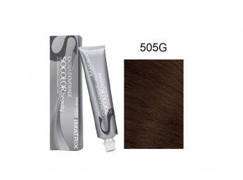 Matrix SOCOLOR.beauty intenzíven fedő hajfesték 505G