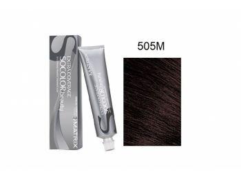 Matrix SOCOLOR.beauty intenzíven fedő hajfesték 505M
