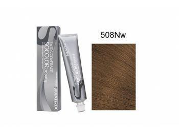 Matrix SOCOLOR.beauty intenzíven fedő hajfesték 508NW