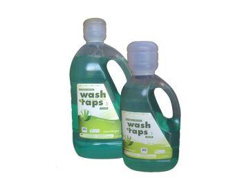 Wash Taps folyékony mosószer, mosógél color (Aloe Vera,