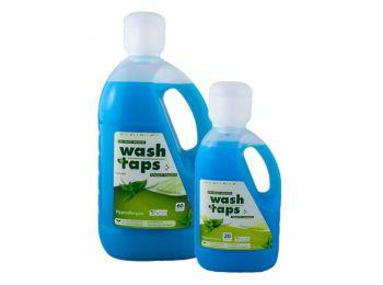 Wash Taps folyékony mosószer, mosógél color (kék) (4,5