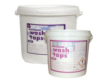 Wash Taps mosópor color foszfátmentes és parabénmentes (5 kilogramm)