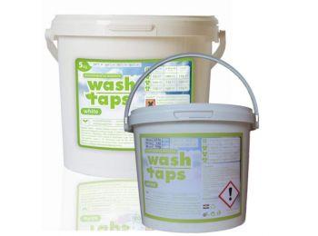 Wash Taps mosópor white foszfát- és parabénmentes (5 kil