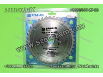 Staus ST/HT-0219 Körfűrész Lap 185mm Vidiás