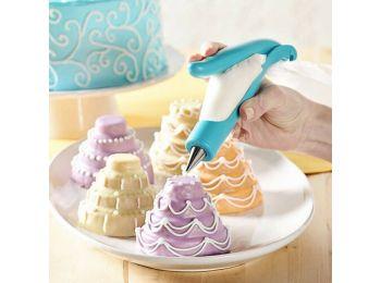 Profi süti díszítő toll