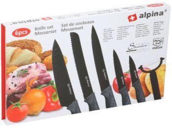 6db-os minőségi kés szett