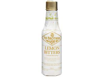 Fee Brothers Lemon citrom Bitter 45,9% 0,15L