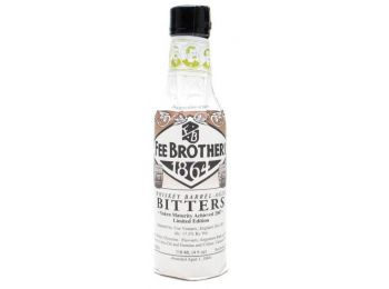 Fee Brothers Whisky Barrel Aged Bitter 17,5% 0,15L