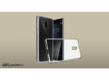 Nokia 6 Ultra slim szilikon tok
