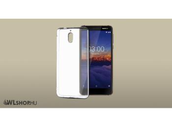 Nokia 3.1 Ultra slim szilikon tok