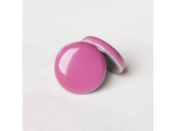 Rózsaszín fülbevaló (bedugós)