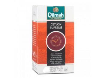 Dilmah Ceylon prémium fekete tea gasztro csomag 100 filter/doboz