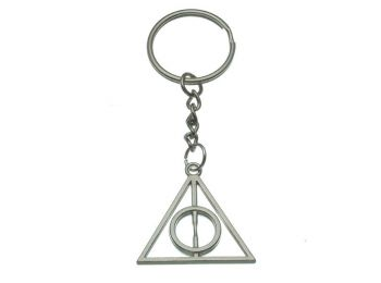 Háromszög kulcstartó
