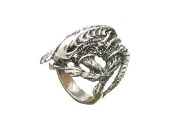 Nagyméretű Alien gyűrű