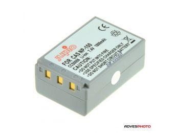Casio NP-100 akkumulátor a Jupiotól