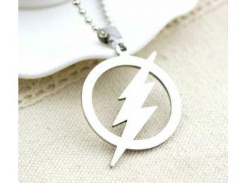 Flash (Villám) nyaklánc