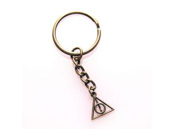 MINI háromszög kulcstartó