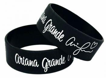 Ariana Grande szilikon karkötő