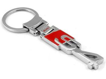 Audi S4 kulcstartó