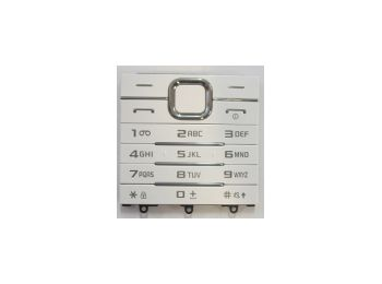 Samsung S5611 billentyűzet fehér*