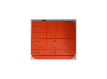 Nokia 225 DualSim billentyűzet piros**