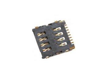 Alcatel OT-7025, 7040, 7041 Pop C7 sim kártya olvasó