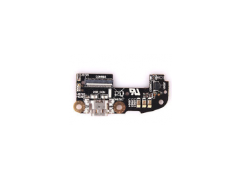 Asus ZE550ML ZenFone 2 töltő csatlakozós panel mikrofonna