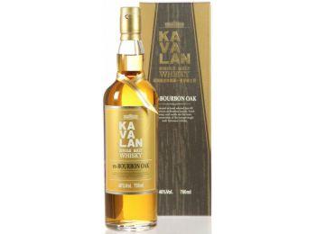Kavalan Ex-Bourbon Oak whisky 0,7L 46%