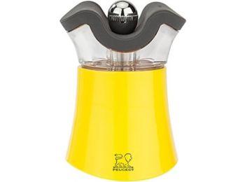 Peugeot Peps combi citromsárga sószóró és borsörlő 8c