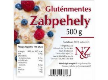 Gluténmentes zabpehely 500 g - Németh és Zentai