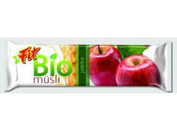 Fit bio müzliszelet alma 30 g