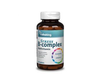 Vitaking Stressz B-komplex 60db