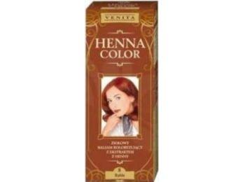 Henna color krémhajfesték 8 rubin-vörös 75 ml