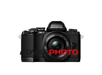 Olympus OM-D E-M10 1442EZ KIT fekete/fekete