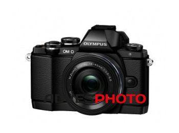 Olympus OM-D E-M10 DZK KIT fekete/fekete/fekete