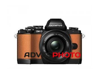 Olympus OM-D E-M10 Limited Edition 1442EZ KIT narancssárga/fekete