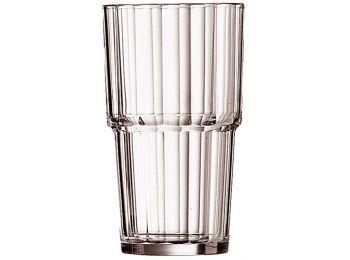 Norvege rakásolható long drinkes pohár 270 ml