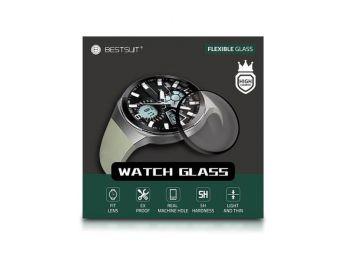 Apple Watch Series 4/Series 5 (44 mm) üveg képernyővédő fólia - Bestsuit Flexible Nano Glass 5H