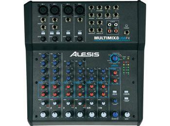 Alesis MultiMix 8 USB FX keverőpult