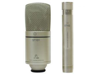 AV-Leader Jefe ST-101+ST-102 Stúdió mikrofon szett