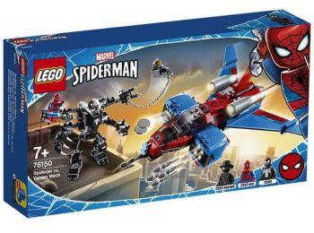LEGO Marvel Super Heroes 76150 - Spiderjet Venom robotja ell