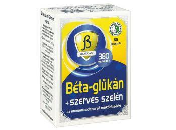 Dr.chen béta-glükán +  szelén kapszula 60db