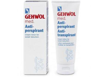 Gehwol Med lábizzadásgátló krém, 125 ml