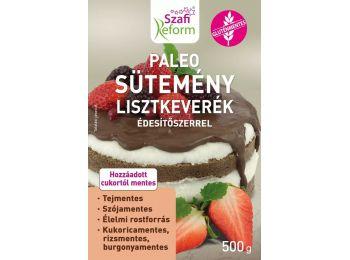 Szafi Reform Paleo sütemény lisztkeverék édesítőszerre