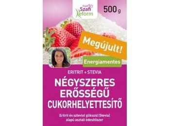 Szafi Reform Négyszeres erősségű édesítő 500 g