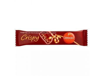 """Canderel """"Crispy"""" tejcsokoládé ropogós gabonáv"""