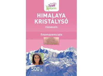 Szafi Reform Himalaya (rózsaszín, finomszemcsés) só 500g