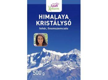 Szafi Reform Himalaya (fehér, finomszemcsés) só 500g