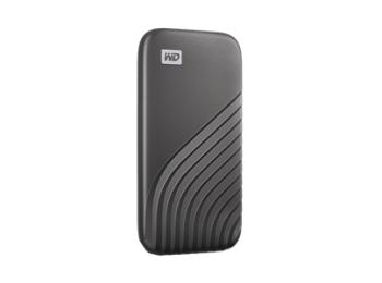 WD My Passport™ SSD 2TB, szürke